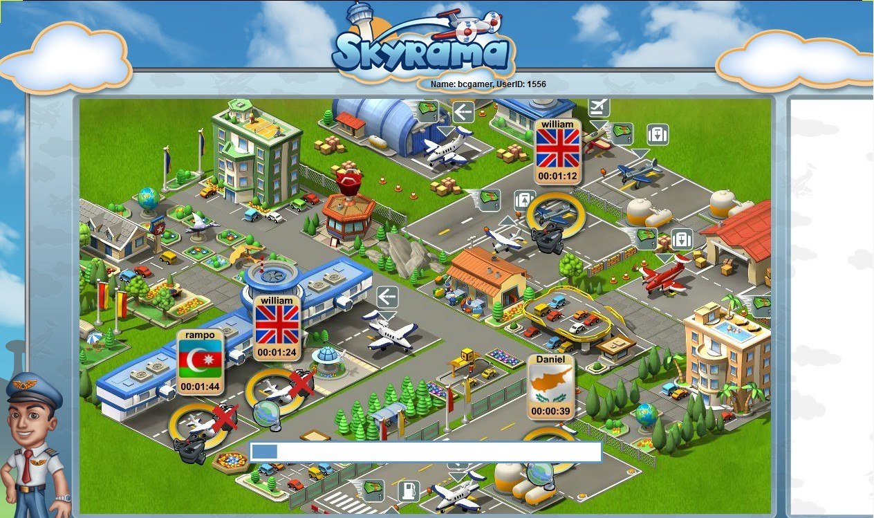 flugzeug browsergame