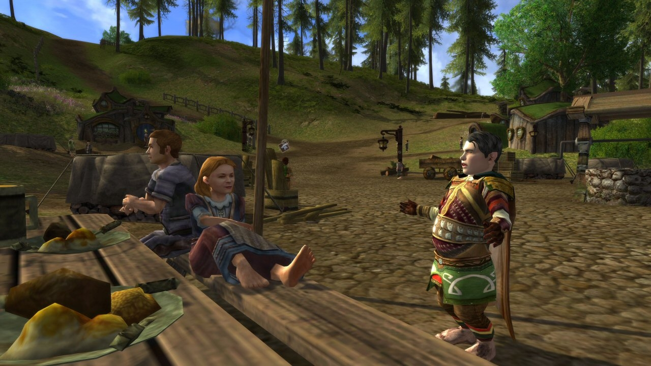 Is Lord Of The Rings Online Free To Play