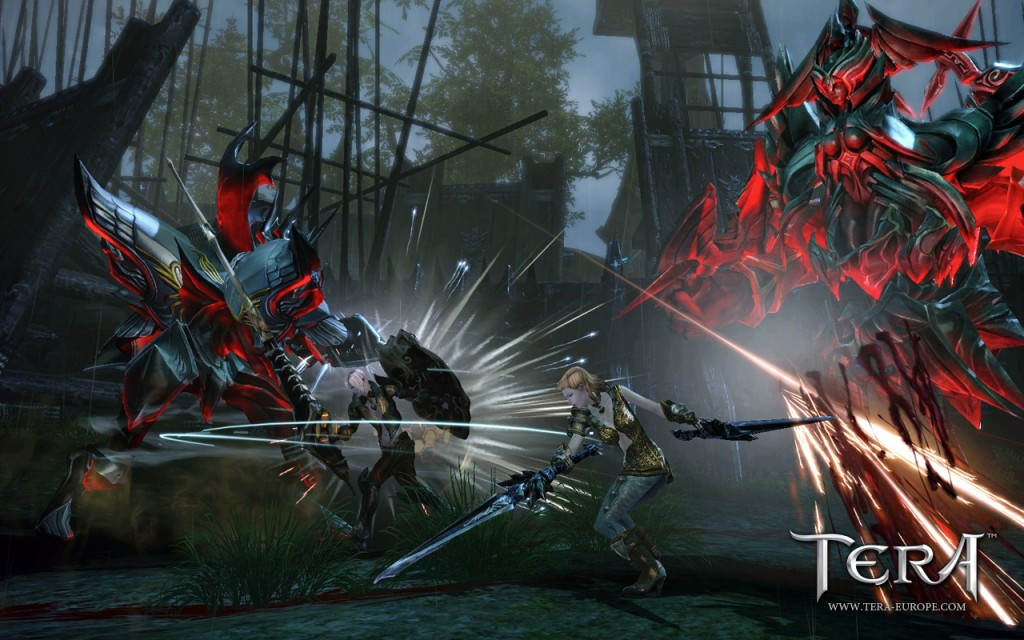 Mmo games with action combat mmo