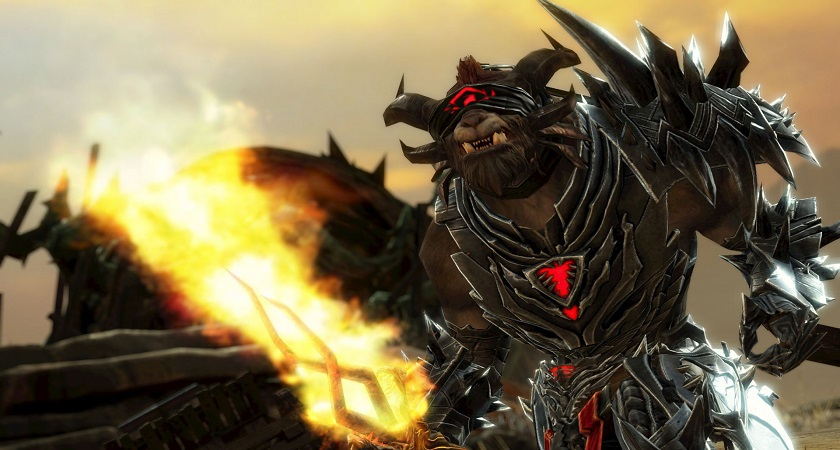 Guild Wars 2 – Heart of Thorns: PVP-Beta am 14. April