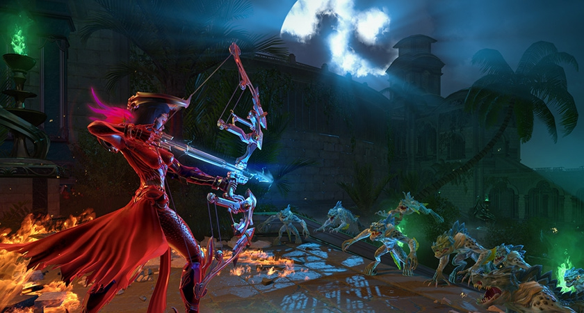 Skyforge-Update: The Journey of the Divine