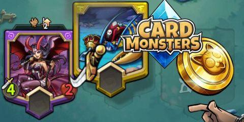 Hearthstone bekommt Konkurrenz! - neues Trading Card Game: Card Monsters
