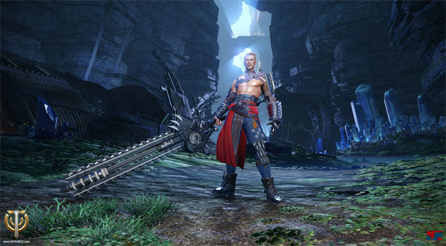 skyforge-warrior-2handsword
