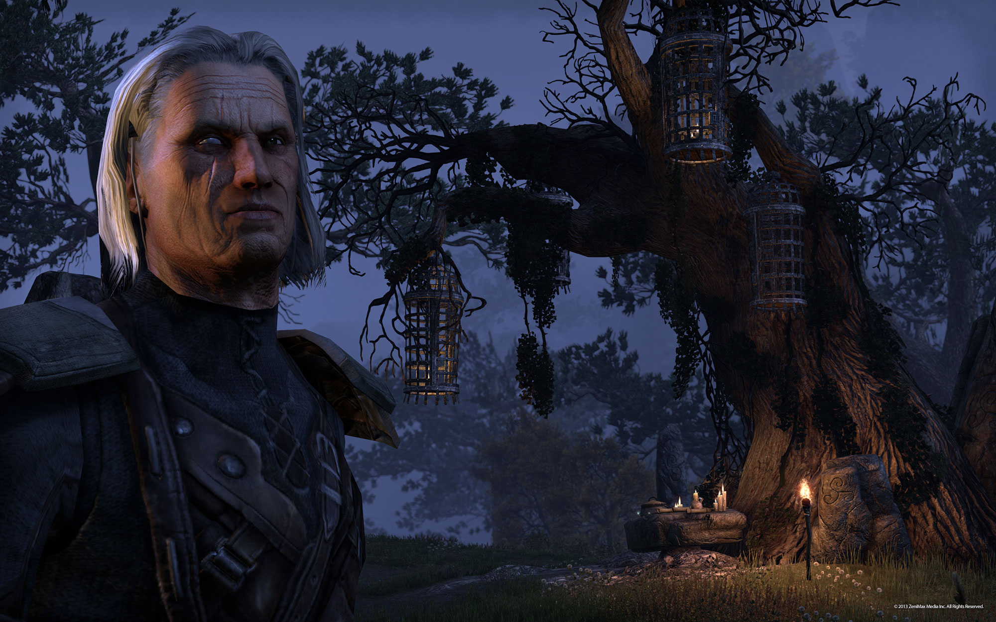 Teso The Elder Scrolls Online Erkunde Tamriel Im Neuen Bezahl Mmo