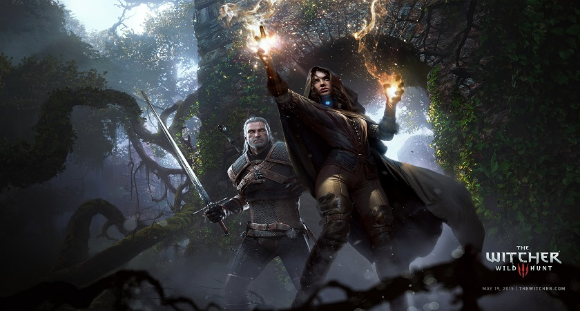 The Witcher 3: Umfangreiches Gameplay-Video